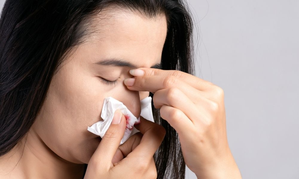 Can Allergies Cause Nose Bleeds?